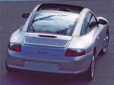 Porsche 996 Targa