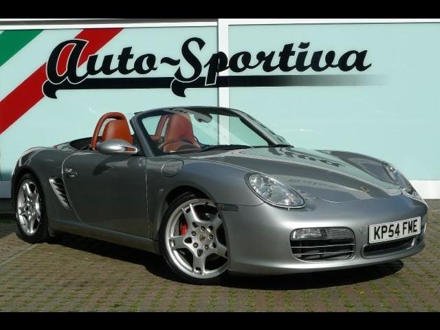 Porsche Boxster 2.5 24V