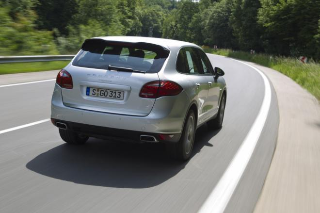 Porsche Cayenne 3.0 Diesel AT