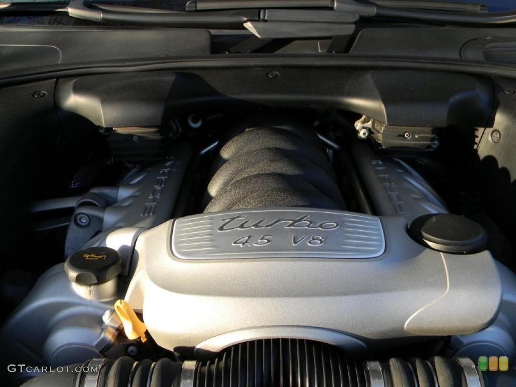 Porsche Cayenne 4.5 i V8 32V
