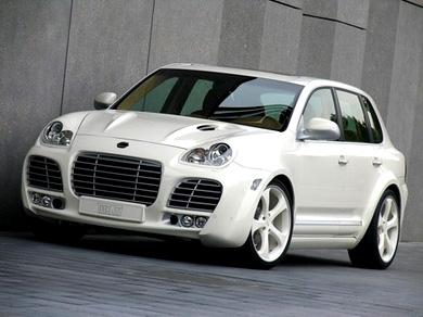 Porsche Cayenne 4.5 V8 S
