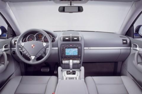 Porsche Cayenne 4.8 S AT