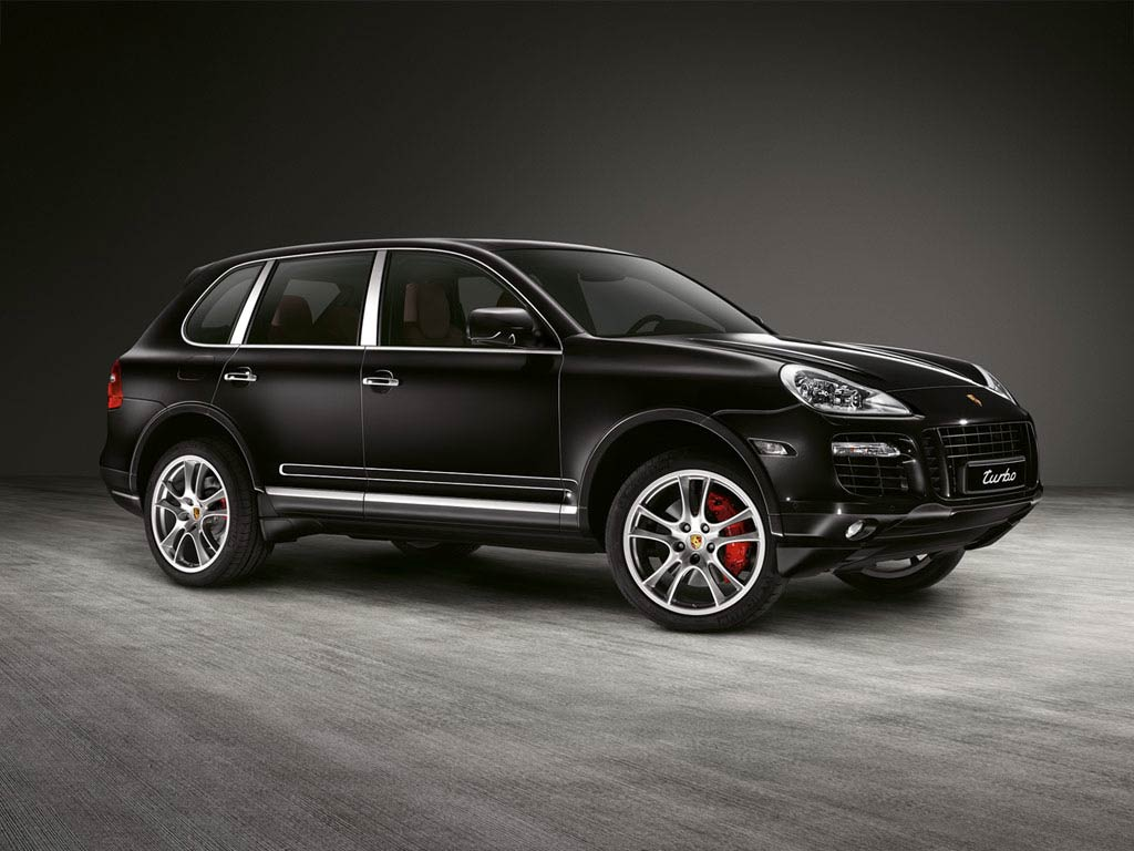 Porsche Cayenne 4.8 Turbo AT
