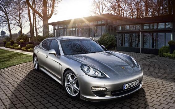 Porsche Panamera 3.6 MT