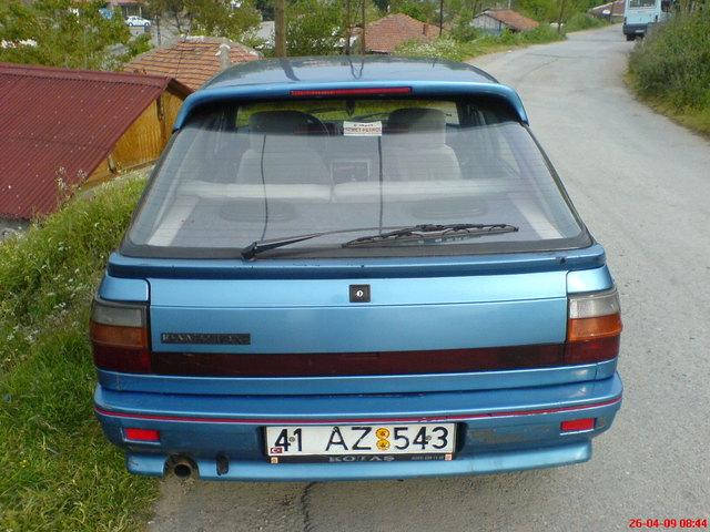 Renault 11 GTS