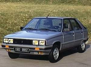 Renault 11 GTX