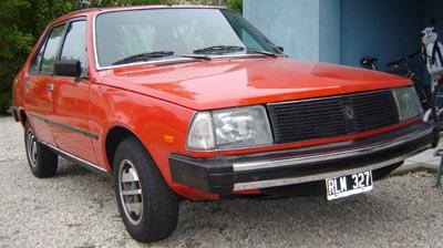 Renault 18 GTX