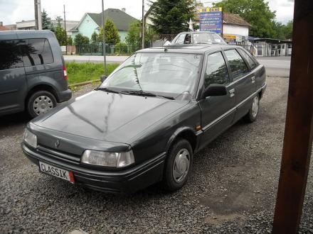 Renault 21 2.1 TD
