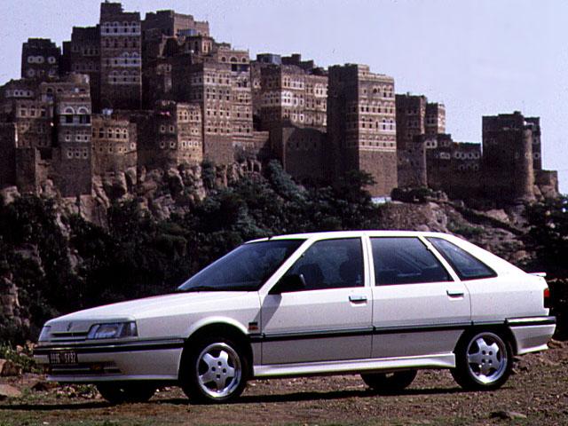 Renault 21 TL