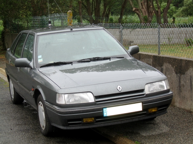Renault 21 Turbo D