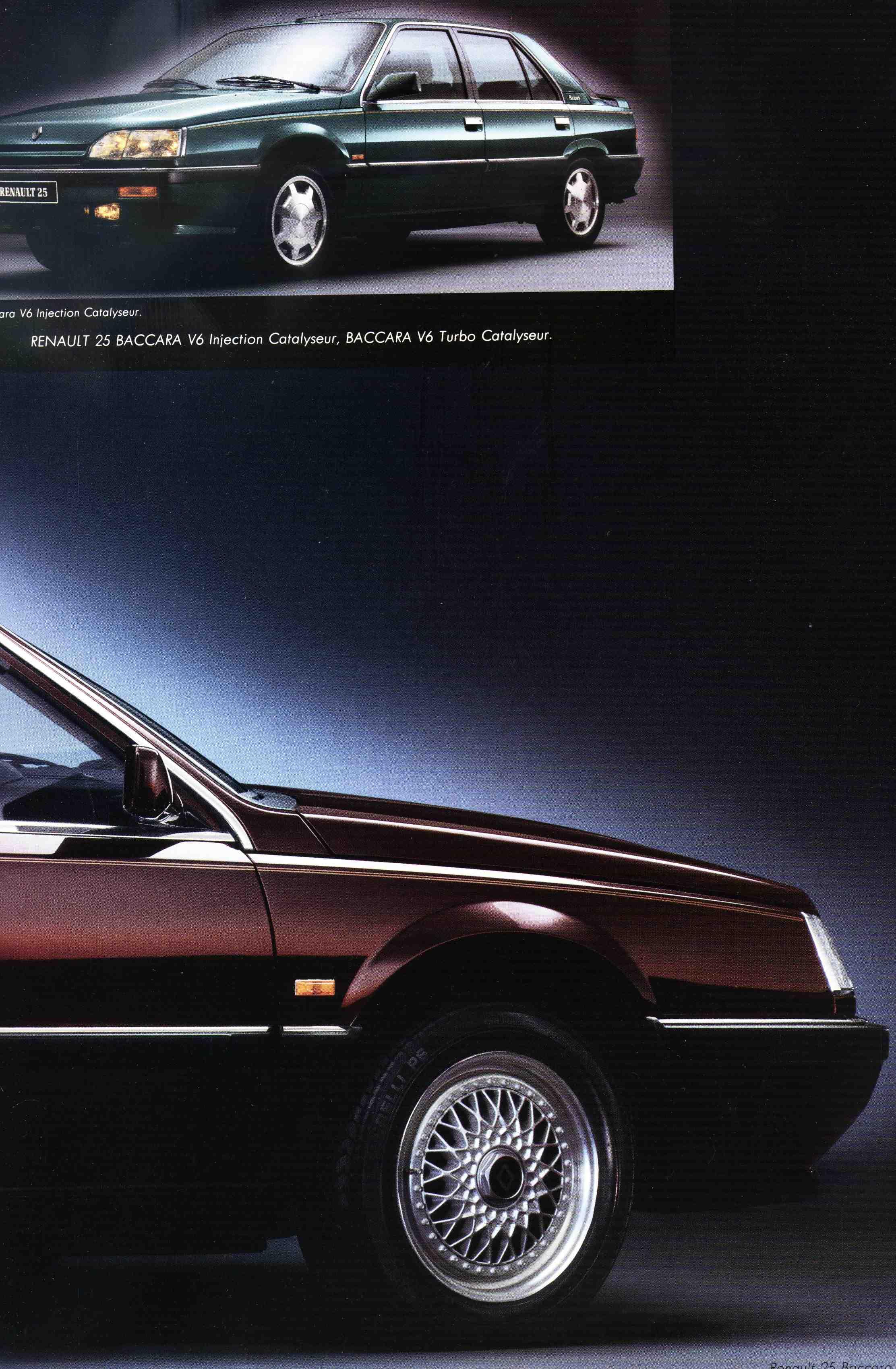 Renault 25 V6 Baccara