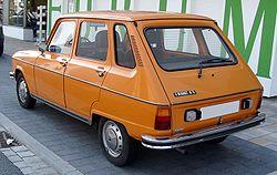 Renault 6