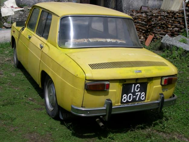 Renault 8S