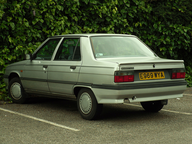 Renault 9 1.4
