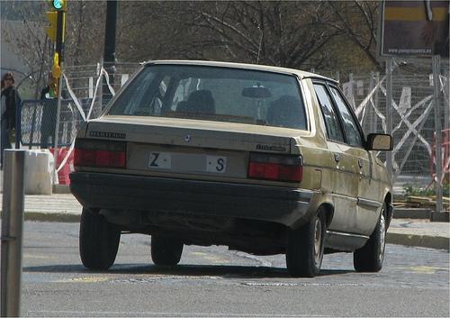 Renault 9 GTD