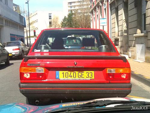 Renault 9 GTS