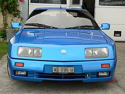 Renault Alpine V6 Turbo