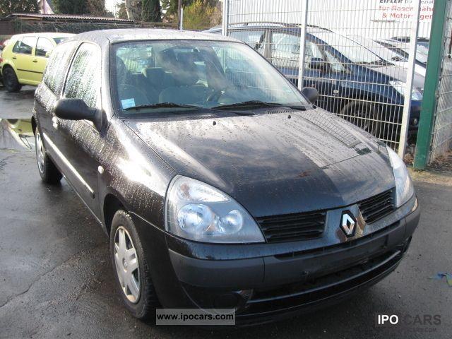 Renault Clio 1.2 16V Campus