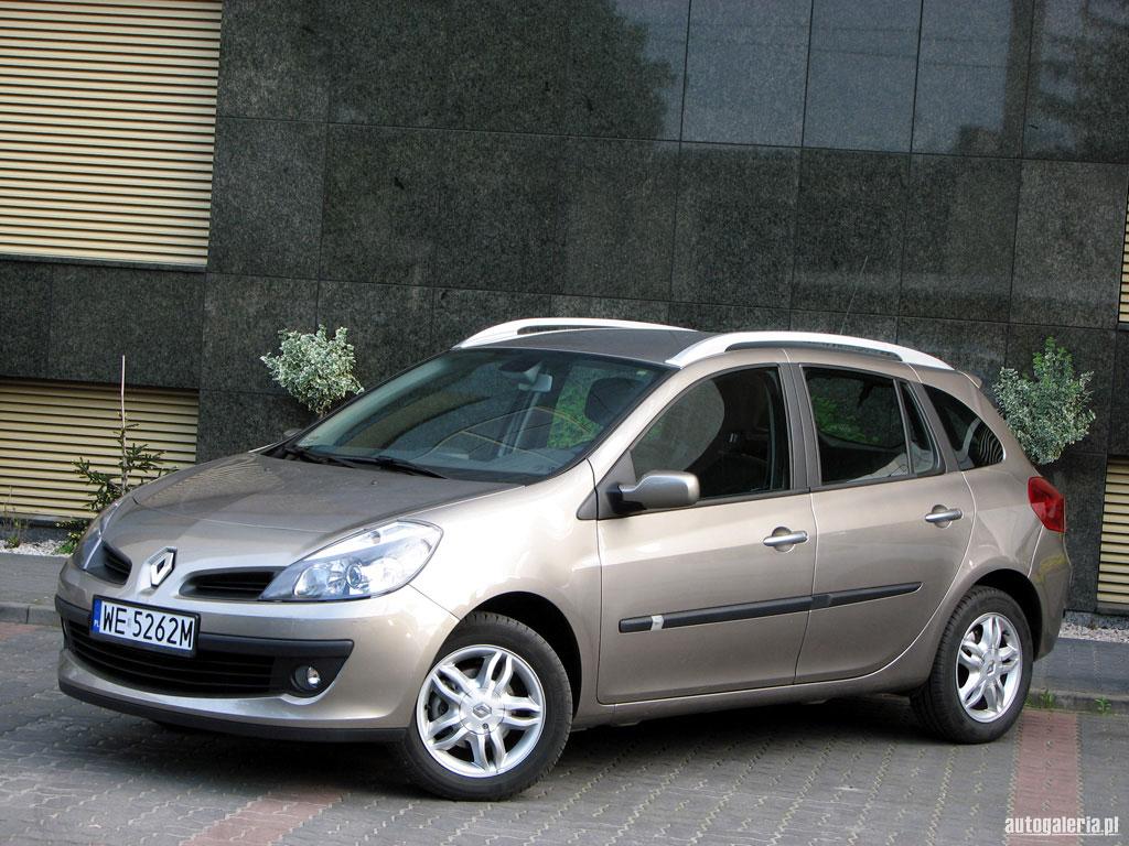 Renault Clio 1.5 dCi Grandtour