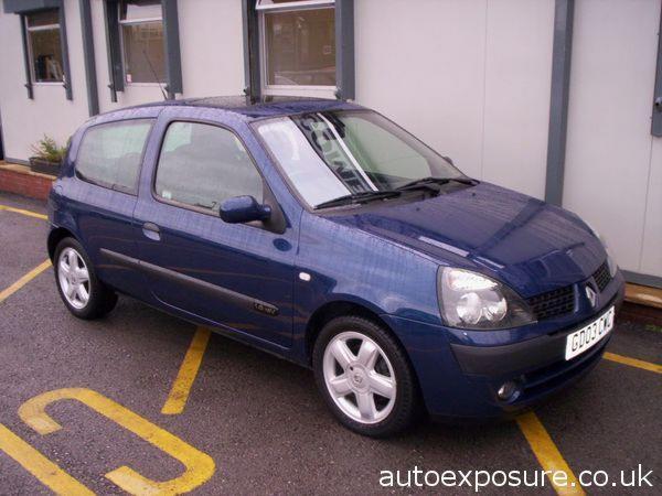 Renault Clio 1.6 Dynamique