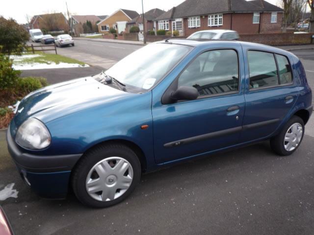 Renault Clio 1.4 i