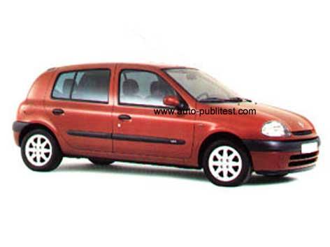 Renault Clio II 1.4