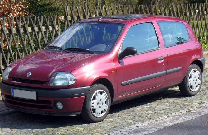 Renault Clio II 1.4 RT
