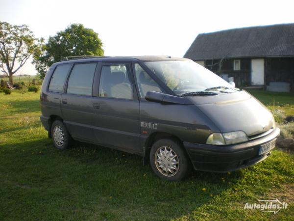 Renault Espace 1.9 D