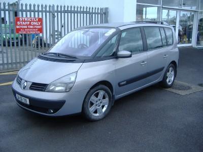 Renault Espace 1.9 dCi MT