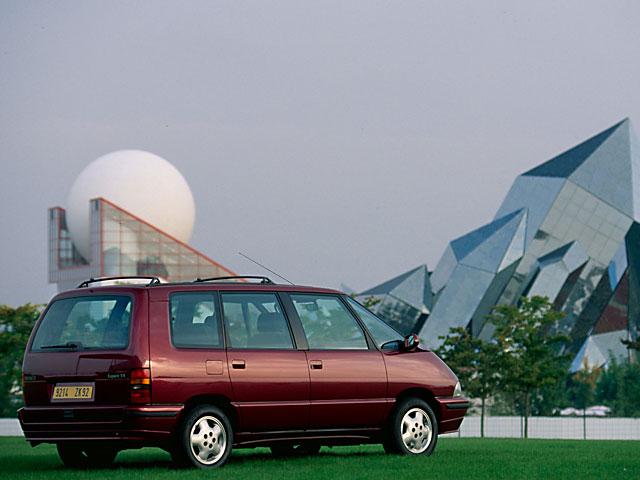 Renault Espace 2.2 (J/S63 J63G) AT