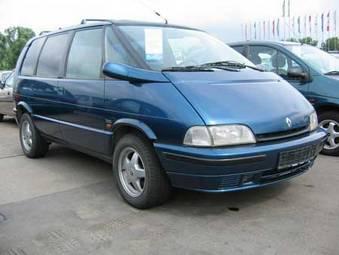 Renault Espace 3.0 (JE)
