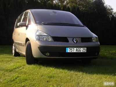 Renault Espace Expression 2.2 DCi