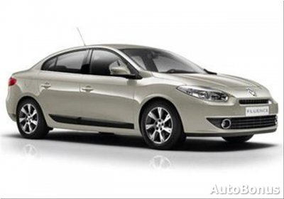 Renault Fluence 1.6 Expression