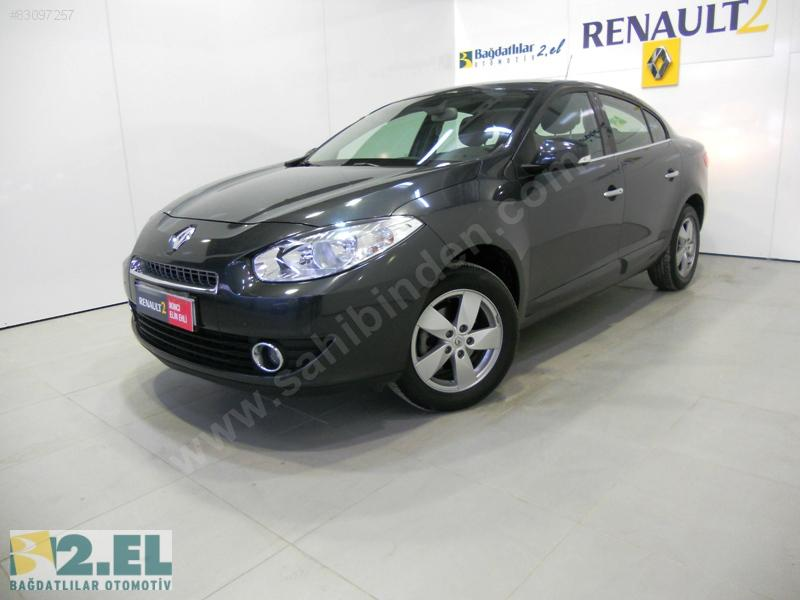 Renault Fluence 1.6 AT Dynamique