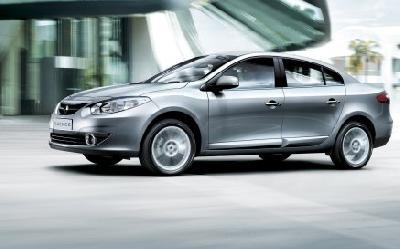 Renault Fluence 2.0 140