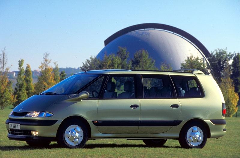 Renault Grand Espace 2.0