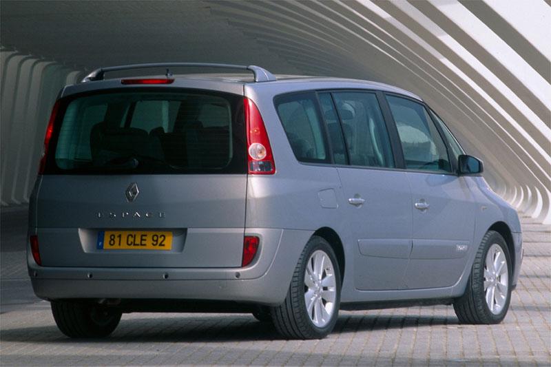 Renault Grand Espace 3.0 dCi V6 Expression