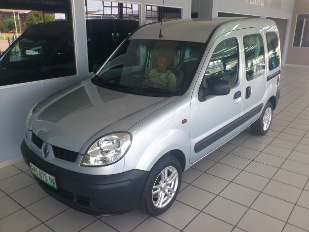 Renault Kangoo 1.4 Multix