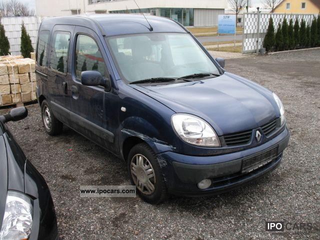 Renault Kangoo 1.5 dCi Campus