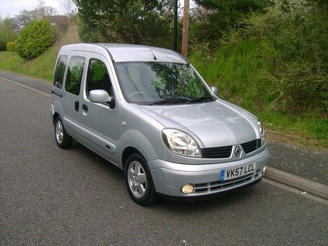 Renault Kangoo 1.6 Expression
