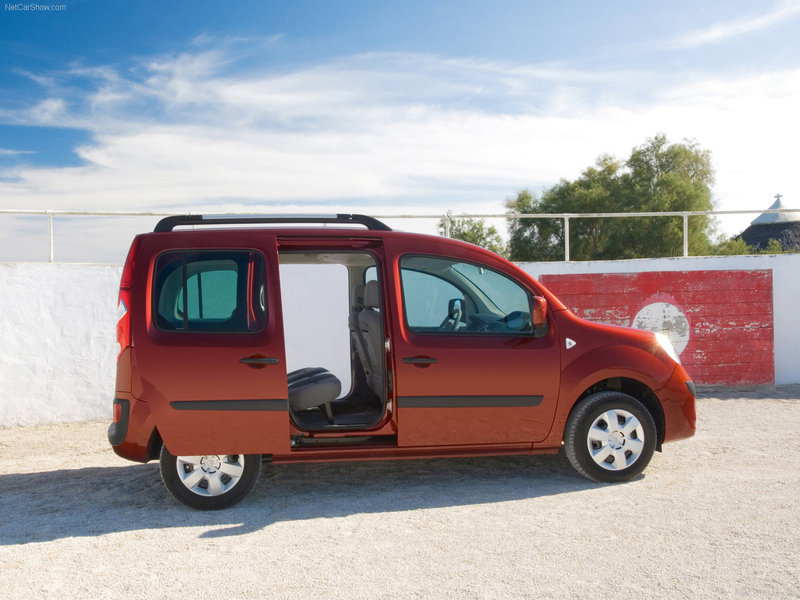 Renault Kangoo 1.4 75hp MT