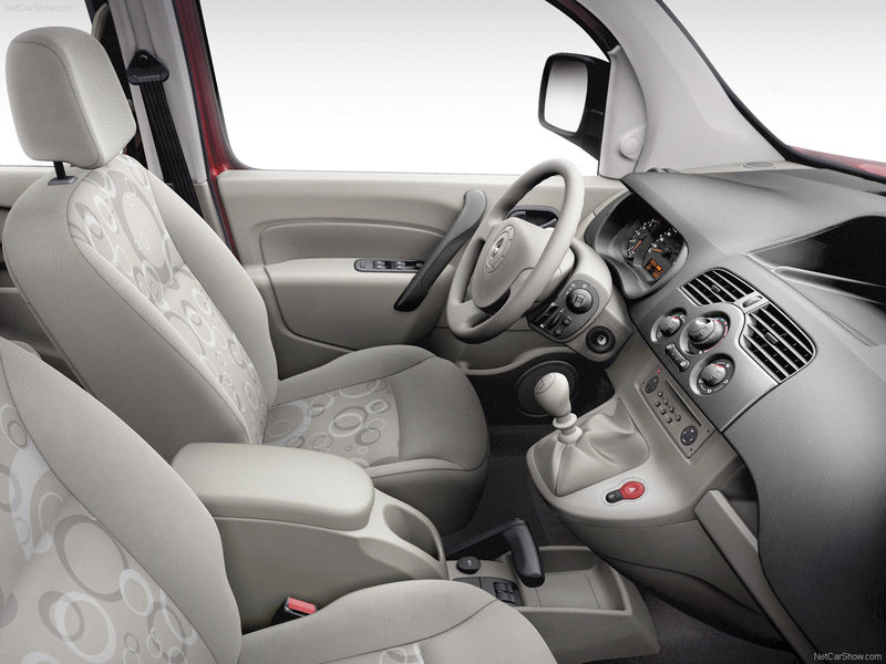 Renault Kangoo 1.5 dCi 82hp MT