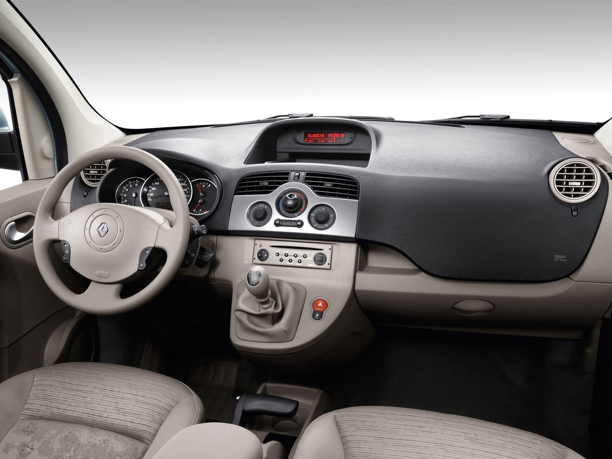 Renault Kangoo 1.5 dCi 84hp MT