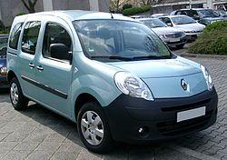 Renault Kangoo 1.6 82hp MT