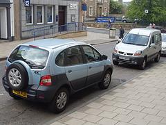 Renault Kangoo RX4