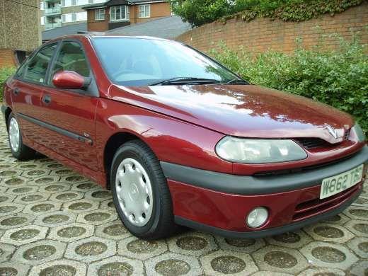 Renault Laguna 1.6