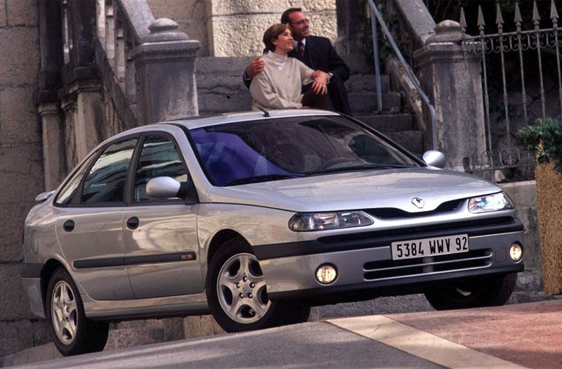 Renault Laguna 3.0 V6 Automatic