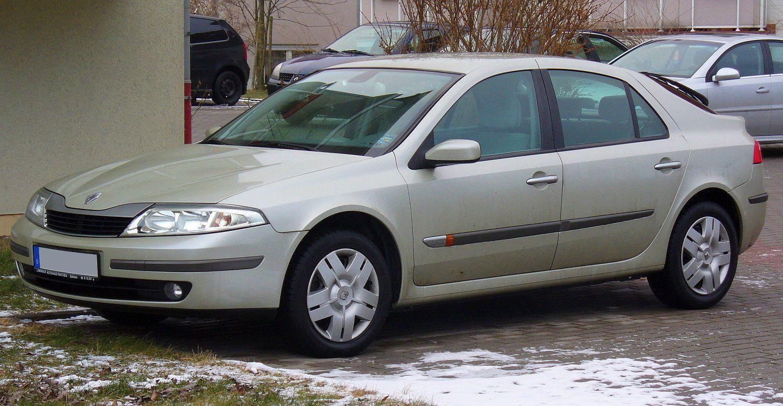 Renault Laguna II 1.8