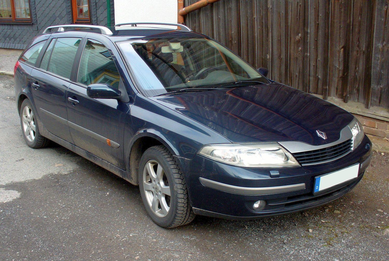 Renault Laguna II 1.9 D