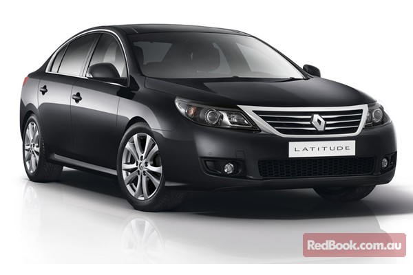 Renault Latitude 2.5